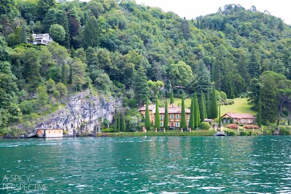 Visiting Lake Como Italy #travel #italy #lakecomo