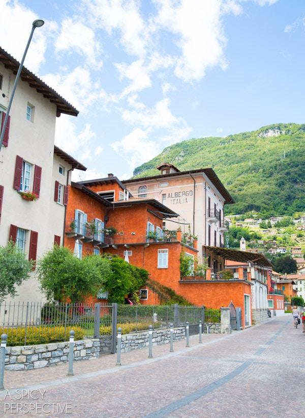 Gravedona - Lake Como Italy #travel #italy #lakecomo