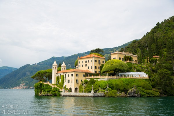 Villas - Lake Como Italy #travel #italy #lakecomo