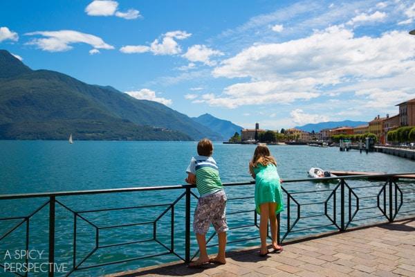 Inspiring Lake Como Italy #travel #italy #lakecomo