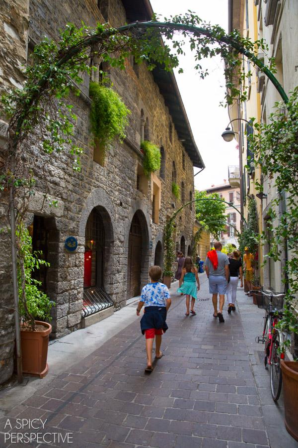 Como - Lake Como Italy #travel #italy #lakecomo
