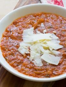Pappa al Pomodoro - Homemade Tomato Soup