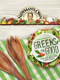 Newman's Own Greens for Good Contest