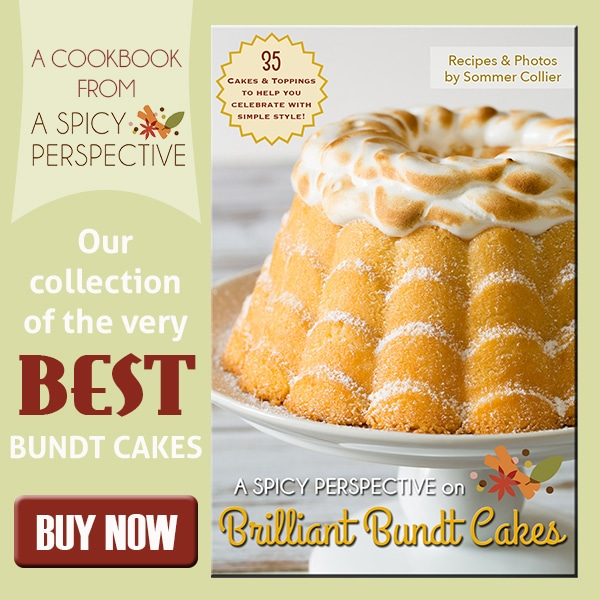 Brilliant Bundt Cakes eBook