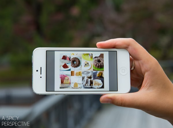 Brilliant Bundt Cake eCookbook on your Smart Phone!