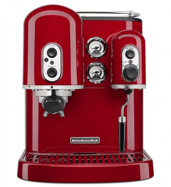 KitchenAid Espresso Maker Giveaway on ASpicyPerspective.com!