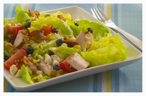 Summertime Blues Salad