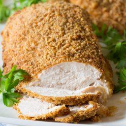 Baked Turkey Breast #thanksgiving #healthy #turkey #friedturkey
