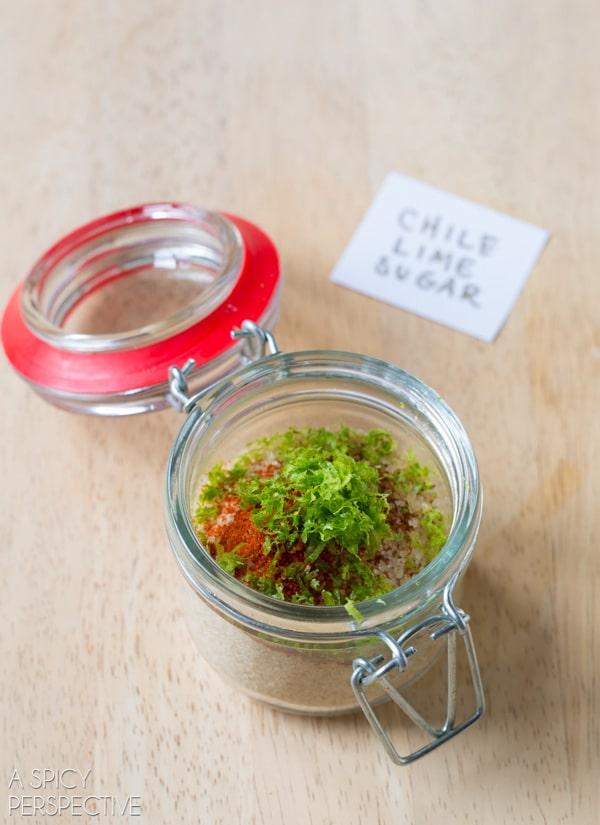 Make Flavored Sugars - Flavored Sugar Recipes #ediblegifts #homemadegifts
