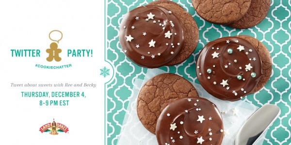 Cookie Chatter - Thursday, December 4th @ 8 pm EST
