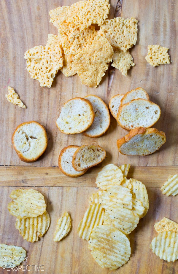 Bread- Building a Better Antipasto Platter #holidays #party