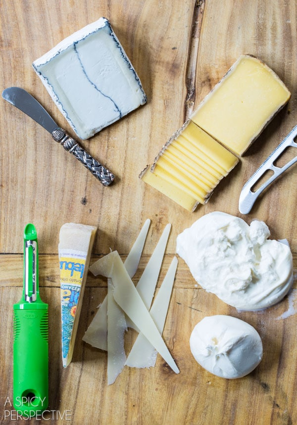 Cheese - Building a Better Antipasto Platter #holidays #party