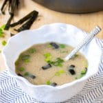 Best Miso Soup Recipe in 5 Minutes! #ASpicyPerspective #healthy #vegan #vegetarian #miso #soup