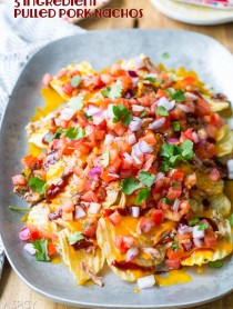 5 Ingredient Pulled Pork Nachos