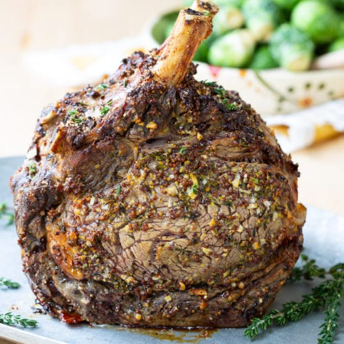 Best Standing Rib Roast Recipe Video A Spicy Perspective
