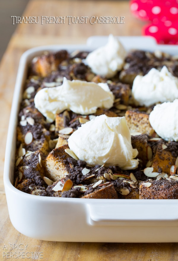 French Toast Casserole #ASpicyPerspective