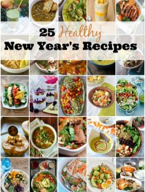25 Healthy New Year's Recipes