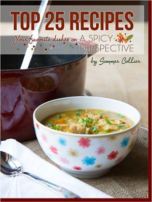 Top 25 Recipes Ebook