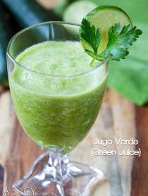 Jugo Verde (Green Juice)