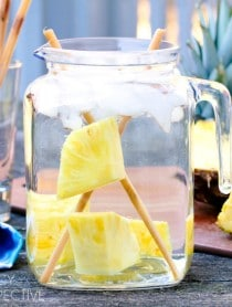 Pineapple Sugarcane Water #healthy