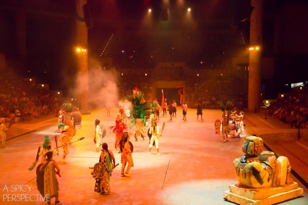 XCaret Show - Things To Do In Playa Del Carmen Mexico #travel #mexico