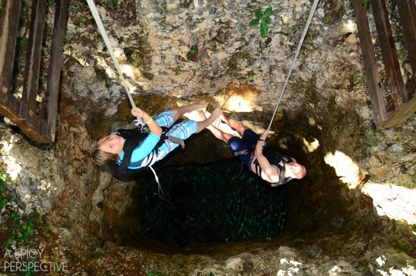 Rappel - Things To Do In Playa Del Carmen Mexico #travel #mexico