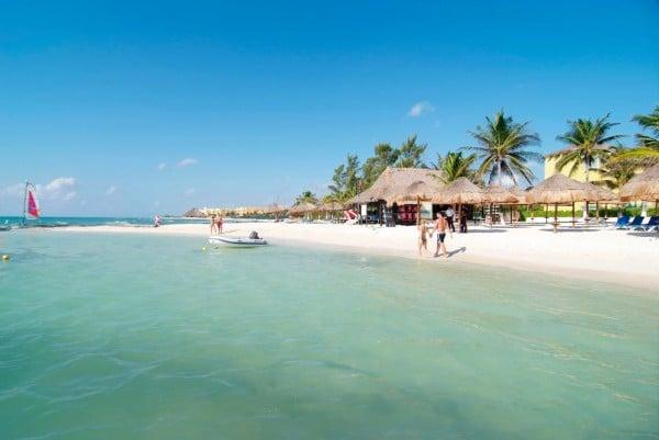 Swim - Things To Do In Playa Del Carmen Mexico #travel #mexico