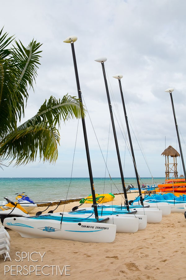 Water Sports - Things to do in Cozumel Mexico #travel #mexico