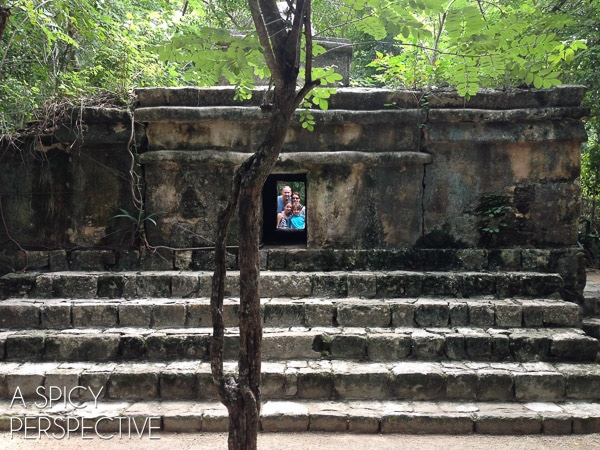 Ruins - Things to do in Cozumel Mexico #travel #mexico