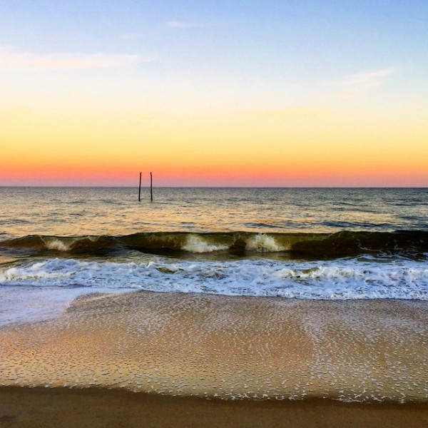 Carolina Beach Sunset