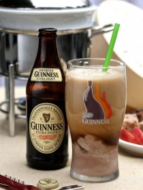 Chocolate Guinness Floats