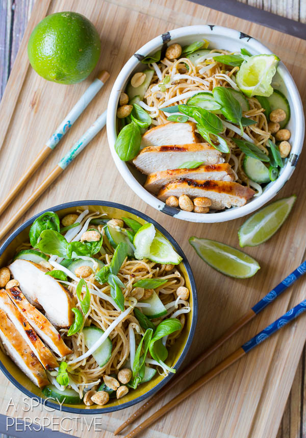 ... something special about a noodle bowl. Have you noticed that