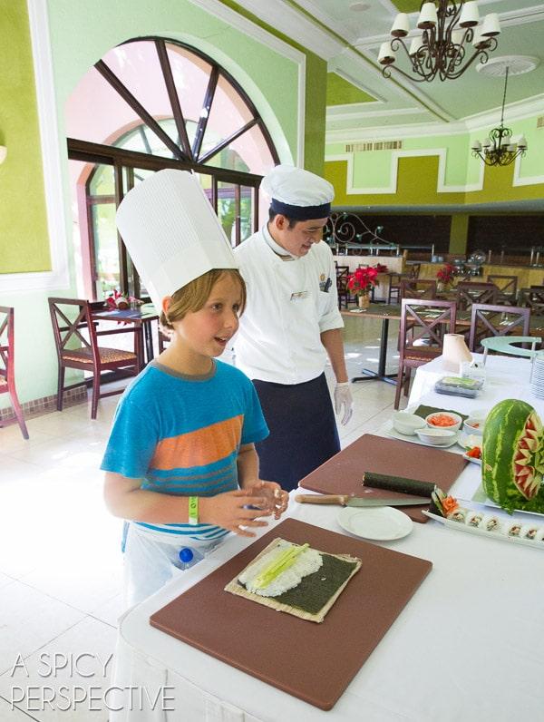 Sandos Culinary Tour