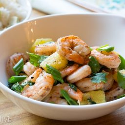 Chinese Five Spice Shrimp
