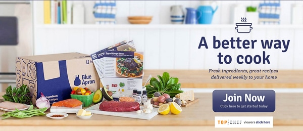 Blue Apron Special Offer