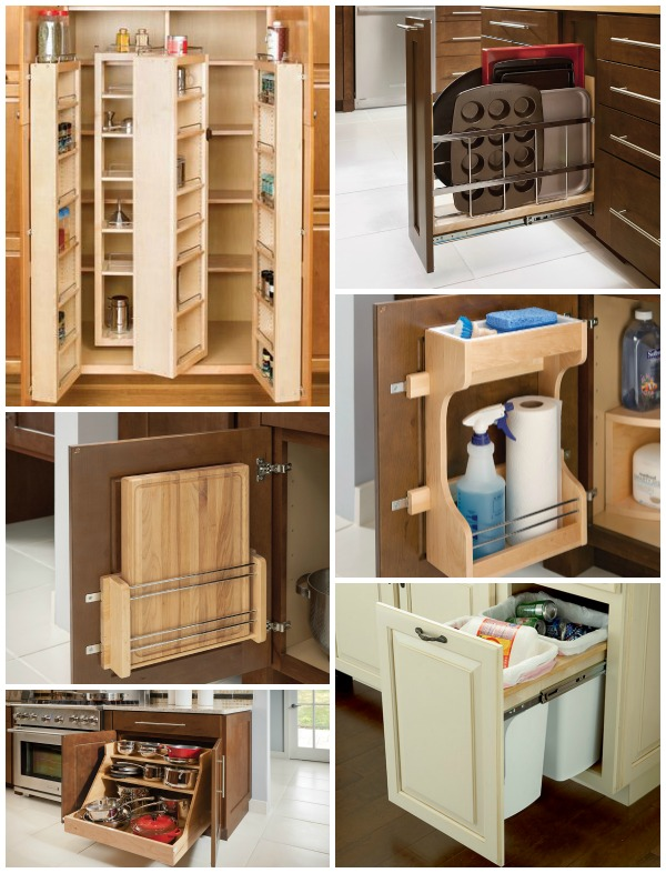 Shenandoah Cabinetry - Storage Solutions