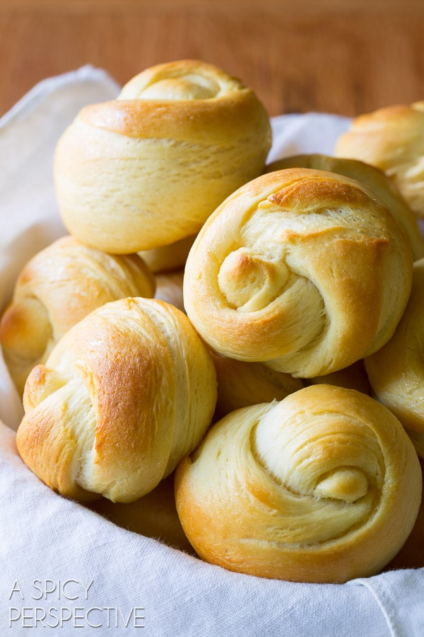 The Best Yeast Rolls Recipe A Spicy Perspective