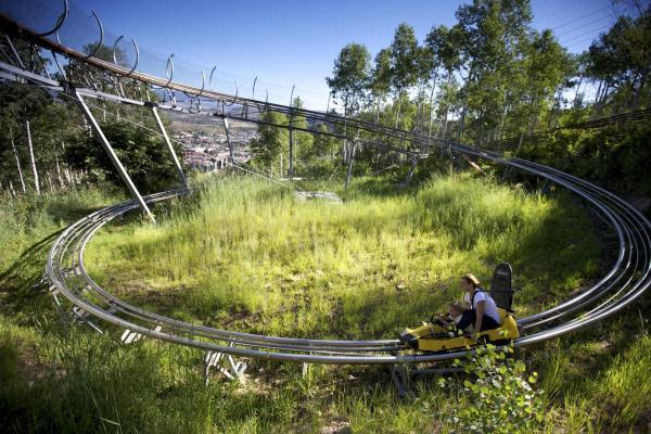 Park City Alpine Coaster