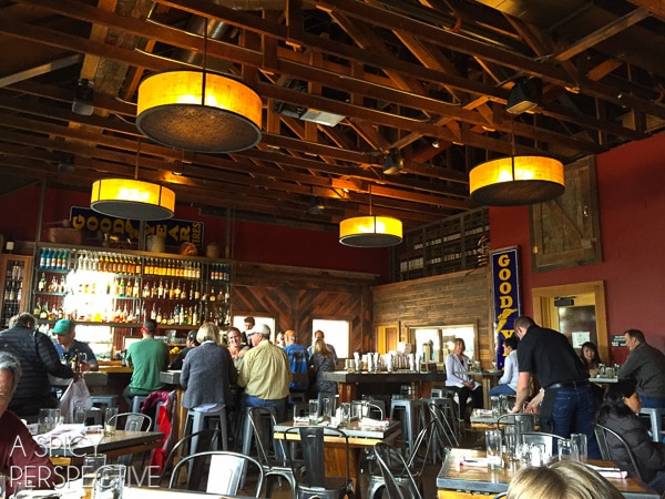 High West - Best Restaurants in Park City Utah #travel #utah #family