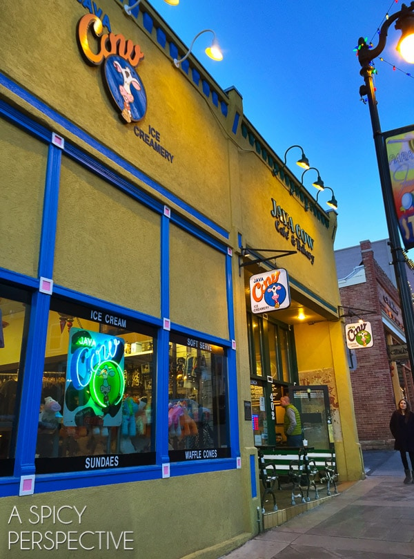 Java Cow - Best Restaurants in Park City Utah #travel #utah #family
