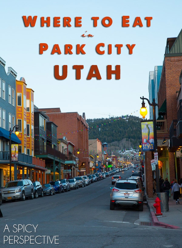 Finding the Best Restaurants in Park City Utah #travel #utah #family