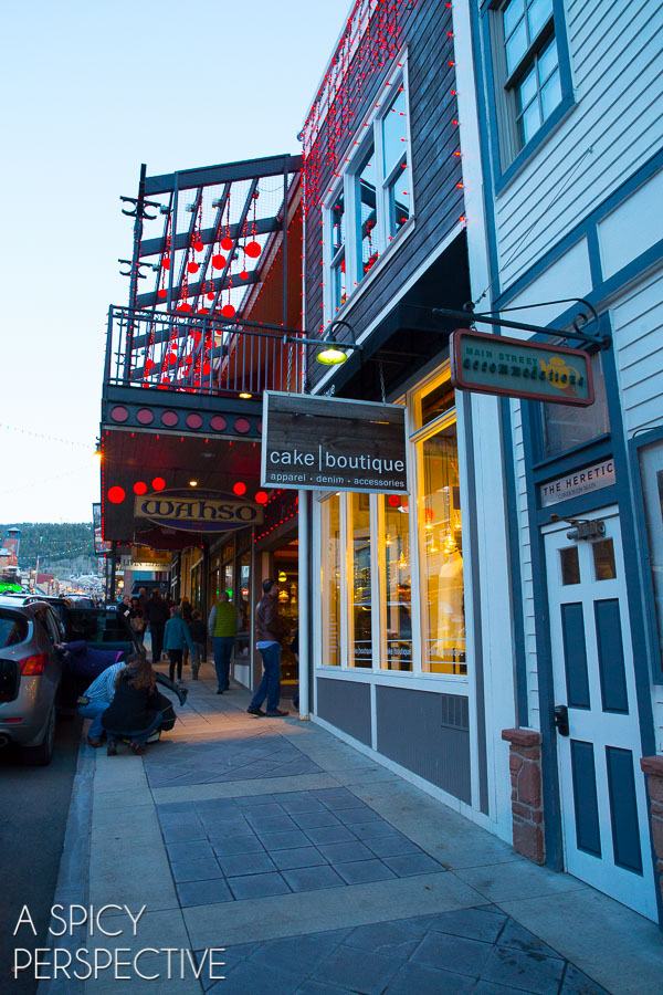 Restaurants In Park City Utah A Spicy Perspective