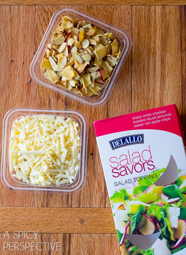 DeLallo Crisp SaladSavors