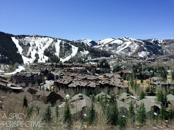 Family Trip: Spring Skiing in Park City Utah #travel #family #ski