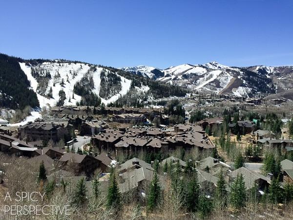 Family Trip: Spring Skiing in Park City Utah #travel #family #ski