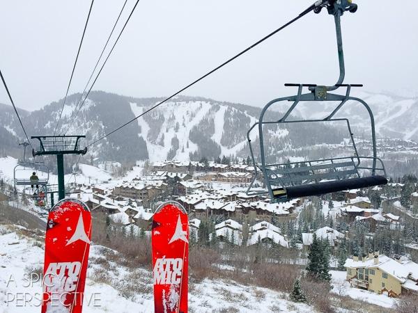 Deer Valley in Park City Utah #travel #family #ski