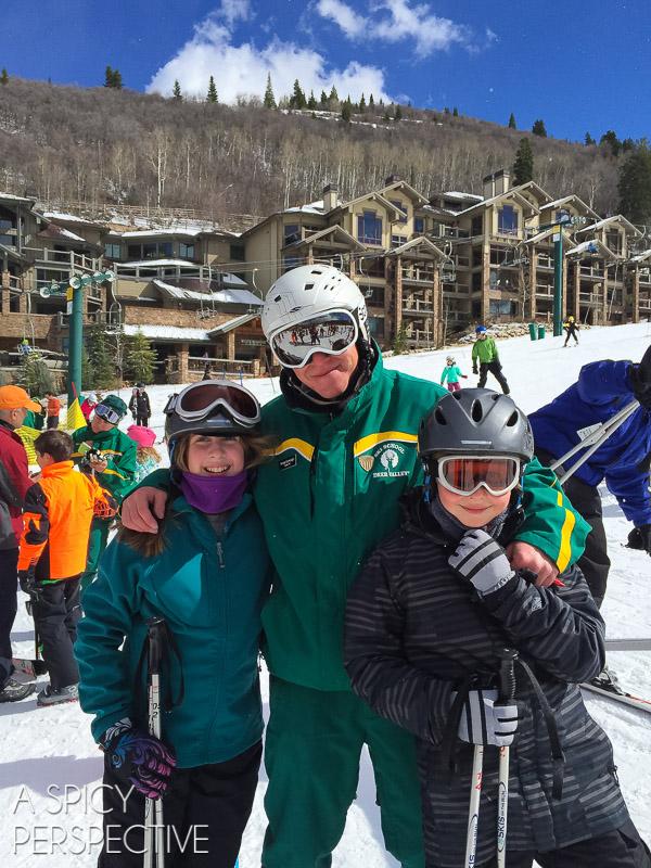 Deer Valley Ski School #utah #ski