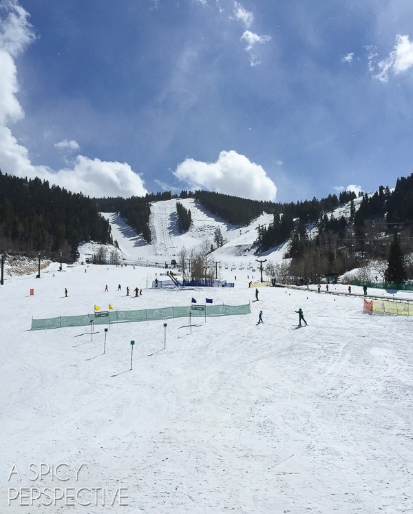 Deer Valley Ski School - Spring Skiing in Park City Utah #travel #family #ski