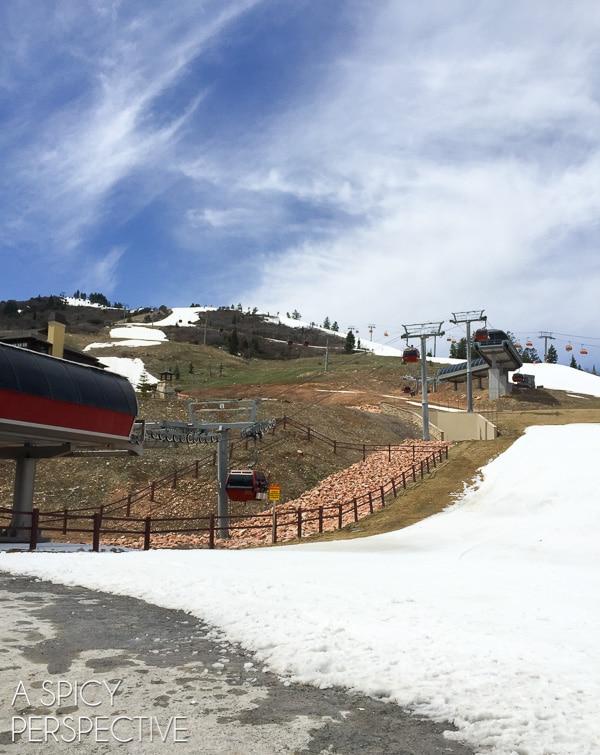 Canyons Ski Resort - Park City , Utah #travel #family #ski