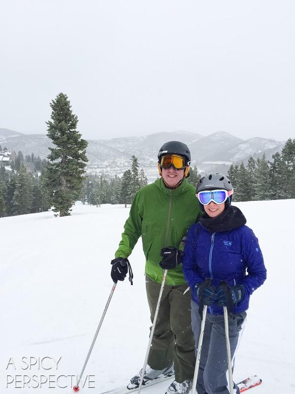 Ski Park City , Utah #travel #family #ski
